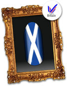 Design Your Own - St Andrews Cross